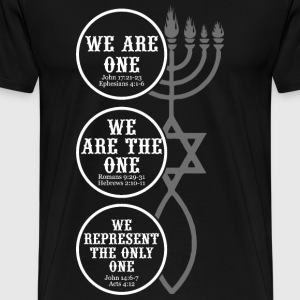 We Are One Premium T-Shirt - Men's - Men's Premium T-Shirt
