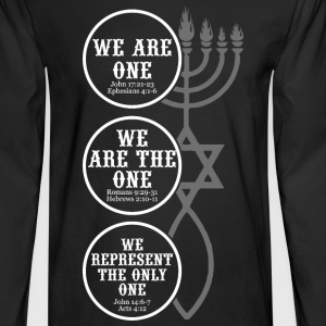 We Are One Long Sleeve T-Shirt - Men's - Men's Long Sleeve T-Shirt