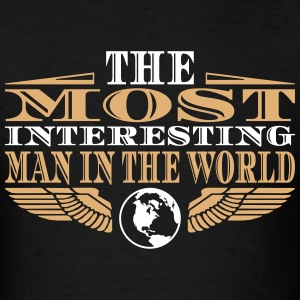 Interesting Man T-Shirts - Men's T-Shirt