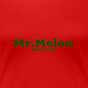 Mr.Melon's Shirt - Women's Premium T-Shirt