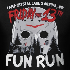 Fun Run at Camp Crystal Lake - Men's T-Shirt