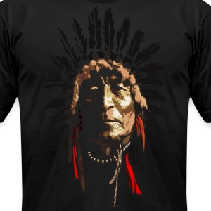 Chieftain - Men's T-Shirt by American Apparel
