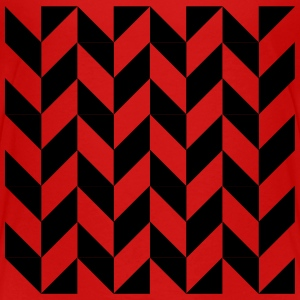 Zig Zag Chevron - Toddler Premium T-Shirt