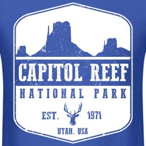 Capitol Reef T-Shirts - Men's T-Shirt