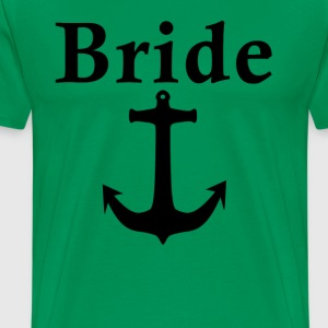 bride_anchor_ - Men's Premium T-Shirt