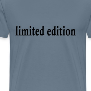 limited_edition_ - Men's Premium T-Shirt