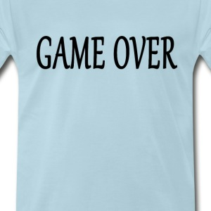 game_over_tank_top - Men's Premium T-Shirt