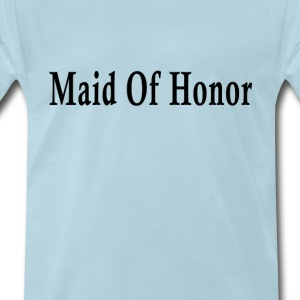 maid_of_honor - Men's Premium T-Shirt