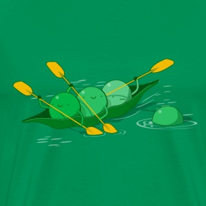 Give peas a chance T-Shirts - Men's Premium T-Shirt