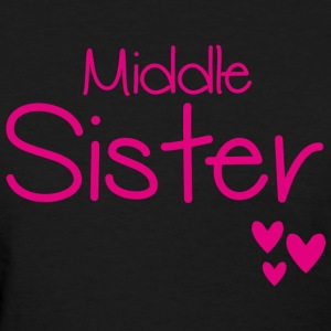 Middle Sister II T-Shirts - Women's T-Shirt
