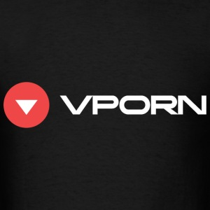 Vporn 'Brand' - dark - Men's T-Shirt