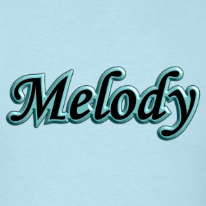 melody - Men's T-Shirt