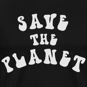 Save the Planet T-Shirts - Men's Premium T-Shirt