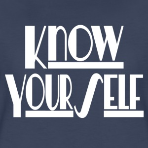 KNOW YOURSELF T-Shirts - Women's Premium T-Shirt
