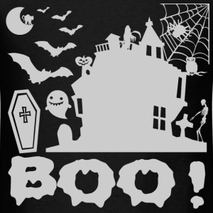 BOO2.png T-Shirts - Men's T-Shirt