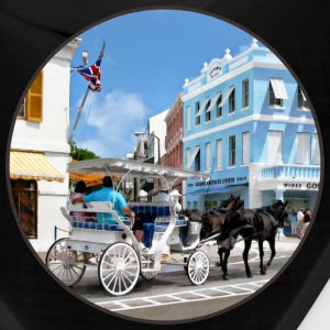 Hamilton Bermuda Carriage Ride Caps - Bandana