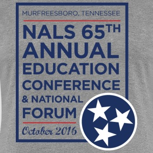NALS 65th Conference - Women's Modern Design - Women's Premium T-Shirt