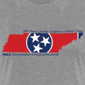 NALS 65th Conference - Women's Classic Design - Women's Premium T-Shirt