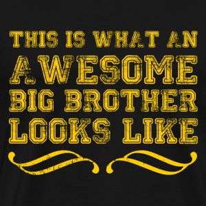 Awesome Big Brother - Men's Premium T-Shirt