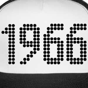 1966, Numbers, Year, Year Of Birth Sportswear - Trucker Cap