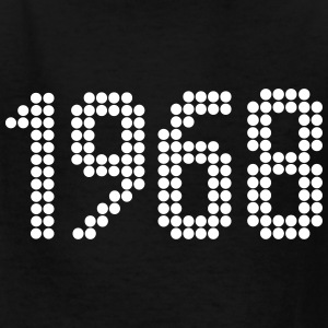 1968, Numbers, Year, Year Of Birth Kids' Shirts - Kids' T-Shirt