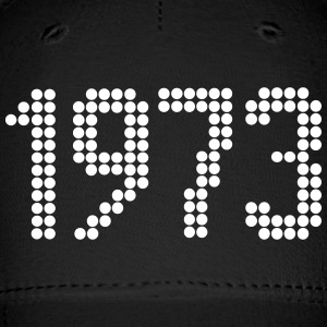 1973, Numbers, Year, Year Of Birth Sportswear - Baseball Cap