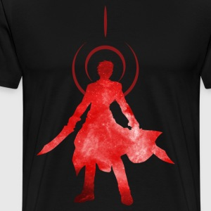 Fate Stay Night Archer Cosmos T-Shirt - Men's Premium T-Shirt