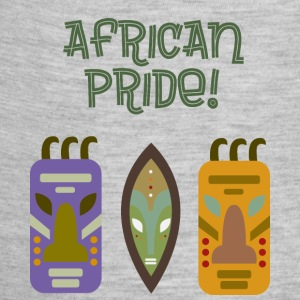 African Pride & Art - Baby Contrast One Piece