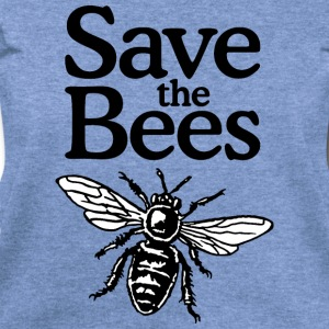 Save The Bees Wideneck - Women's Wideneck Sweatshirt