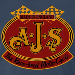 race motorcycle T-Shirts - Men's Premium T-Shirt