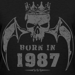 born_in_the_year_198706 T-Shirts - Women's T-Shirt