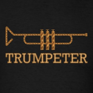 trumpeter rope - Men's T-Shirt