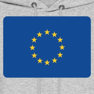 EUROPE IS TIGHT, MAN! Hoodies - Men's Hoodie