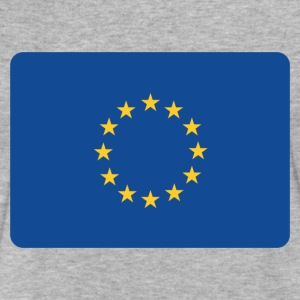 EUROPE IS TIGHT, MAN! T-Shirts - Fitted Cotton/Poly T-Shirt by Next Level