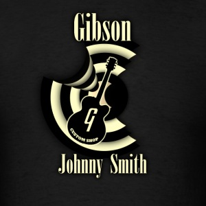 Gibson johnny - Men's T-Shirt