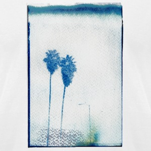 Twin Palms: LuckyGear - Men's T-Shirt by American Apparel