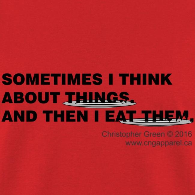 I Eat Them (Mens)