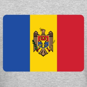 ROMANIA IS THE NO 1 Long Sleeve Shirts - Crewneck Sweatshirt