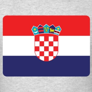 CROATIA IS THE NUMBER 1 T-Shirts - Men's T-Shirt