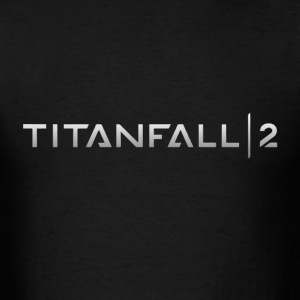 TitanFall 2 FAN ART LOGO - Men's T-Shirt