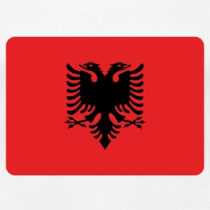 ALBANIA IS THE NO 1 T-Shirts - Women's Premium T-Shirt