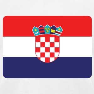 CROATIA IS THE NUMBER 1 T-Shirts - Men's T-Shirt by American Apparel