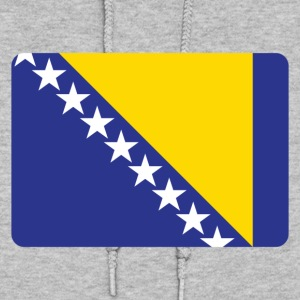 BOSNIA IS THE NUMBER 1 Hoodies - Women's Hoodie