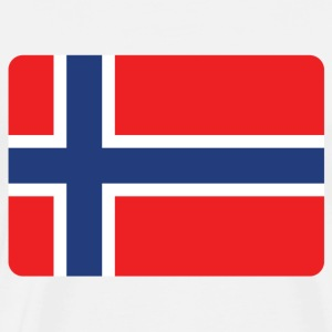 NORWAY IS THE NUMBER 1 T-Shirts - Men's Premium T-Shirt