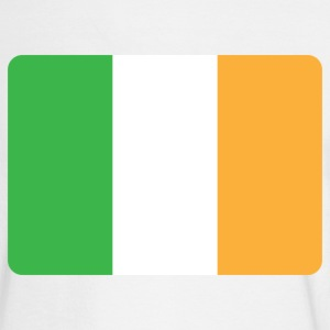 IRLAND IS THE NUMBER 1 Long Sleeve Shirts - Men's Long Sleeve T-Shirt