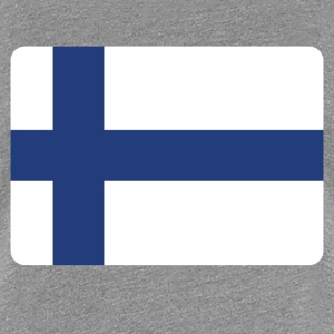 FINLAND IS THE NUMBER 1 T-Shirts - Women's Premium T-Shirt