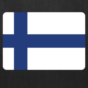 FINLAND IS THE NUMBER 1 Bags & backpacks - Tote Bag