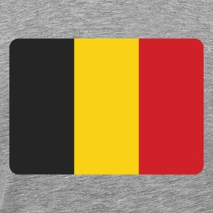 BELGIUM IS THE NO 1 T-Shirts - Men's Premium T-Shirt