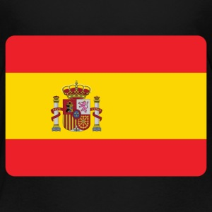 SPAIN IS THE NUMBER 1 Baby & Toddler Shirts - Toddler Premium T-Shirt