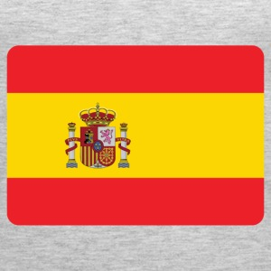 SPAIN IS THE NUMBER 1 Tanks - Women's Premium Tank Top